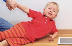 Photographing uncooperative kids