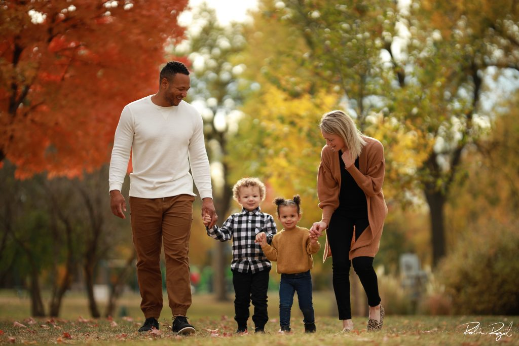 Sioux Falls parks, fall photo session locations